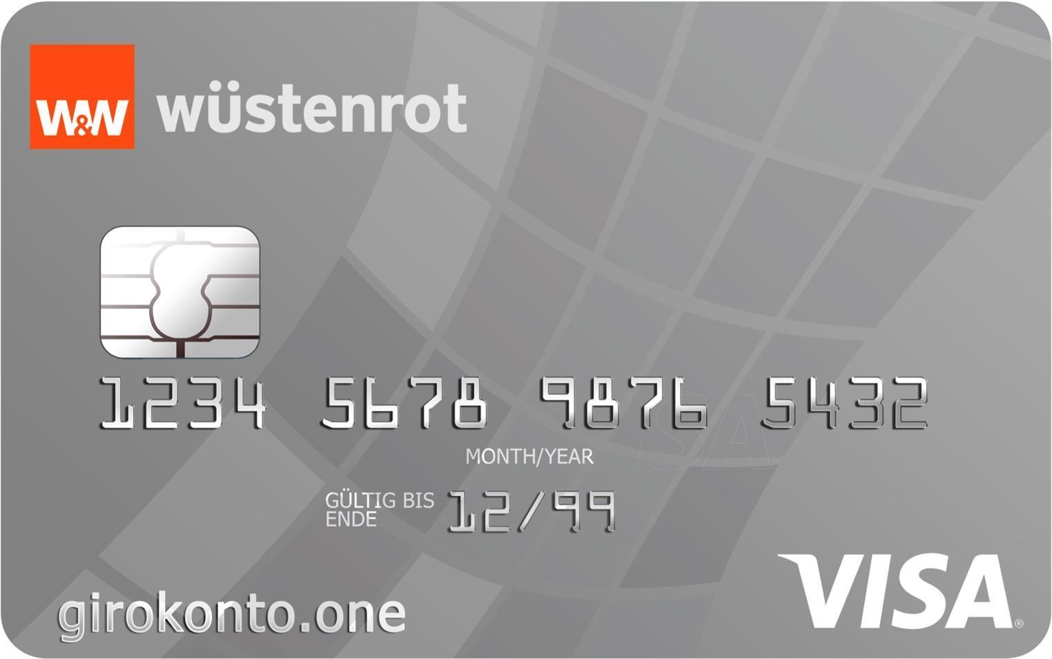 Wüstenrot Visa Classic