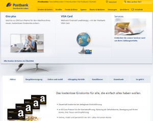 Postbank Girokonto Aktueller Test Erfahrungen 032019