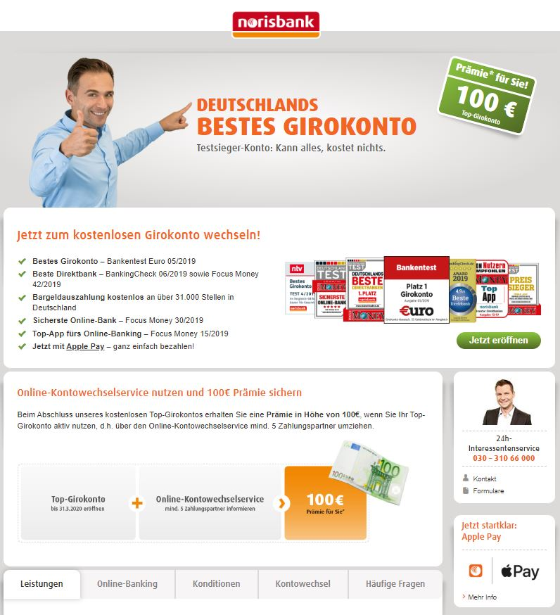 Girokonto_ norisbank